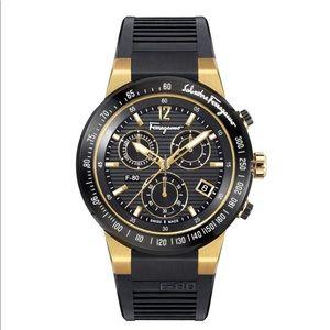 F-80 Salvatore Ferragamo Swiss Chronograph Watch